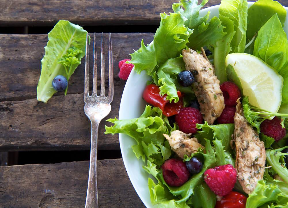 clean eating salad