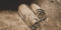 Has the mystery of who wrote the Dead Sea Scrolls been solved?
