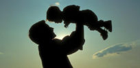 Children receive four times as many genetic mutations from dads than moms