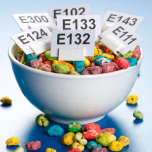 food additives x