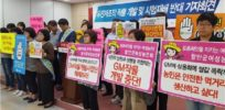 Korean agricultural research agency stops GM crop commercialization after anti-GMO protests