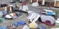 Homeless 'tent cities' ripe for infectious disease outbreaks