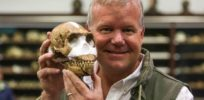 Lee Berger: Paleoanthropologist 'rewriting' human evolutionary history