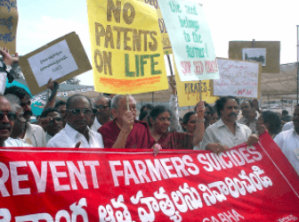 Indians split over Monsanto's role in world agriculture