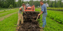 Pass the manure: Organic farming practices increase planet-warming methane emissions