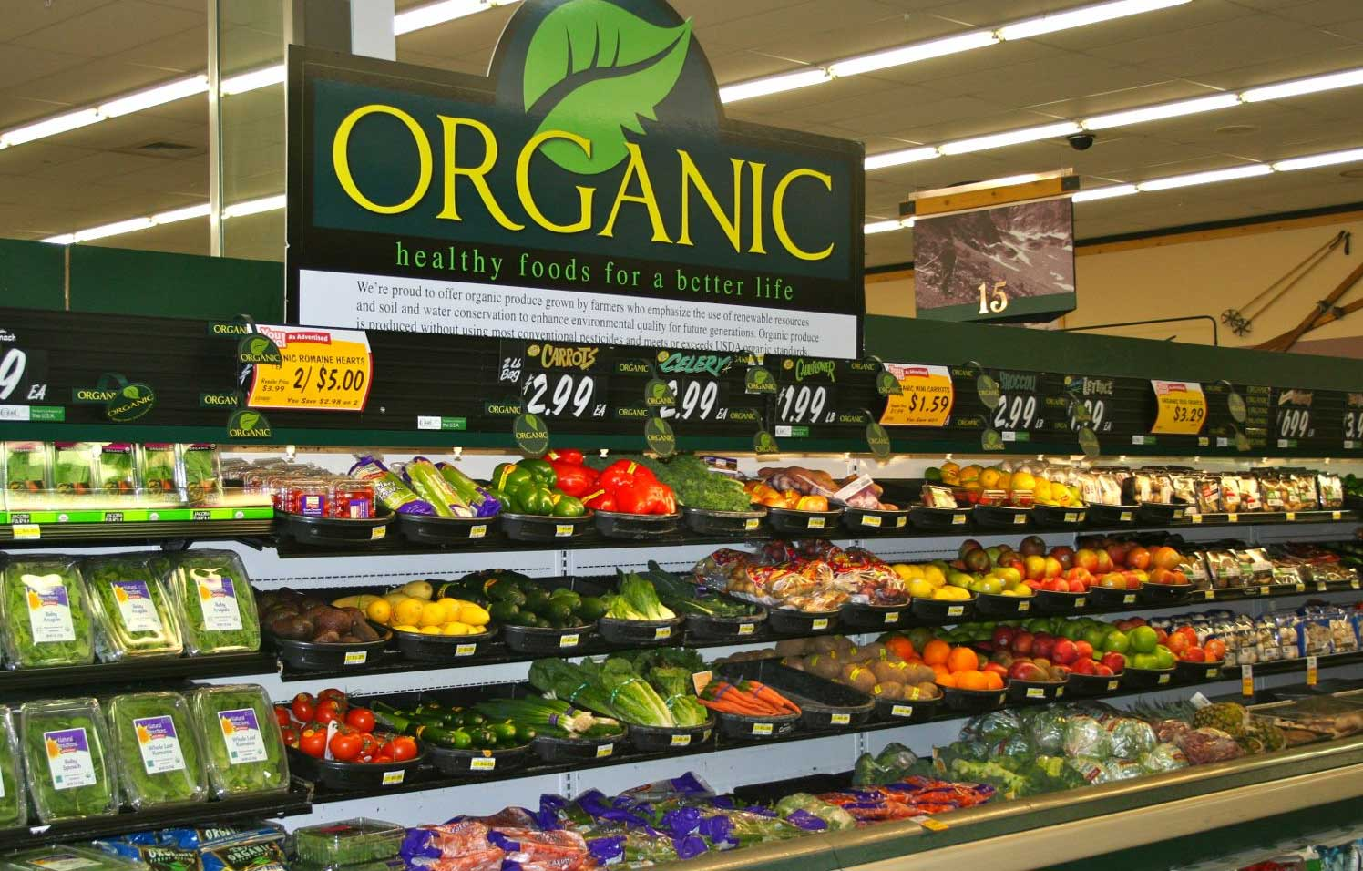 Eating Organic Food Reduces Risk Of Some Cancers Controversial