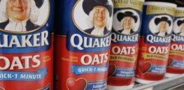 quaker oats x