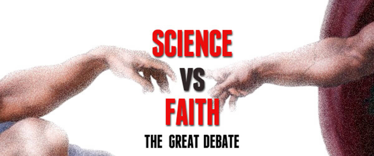 an argument that science and religion cannot coexist