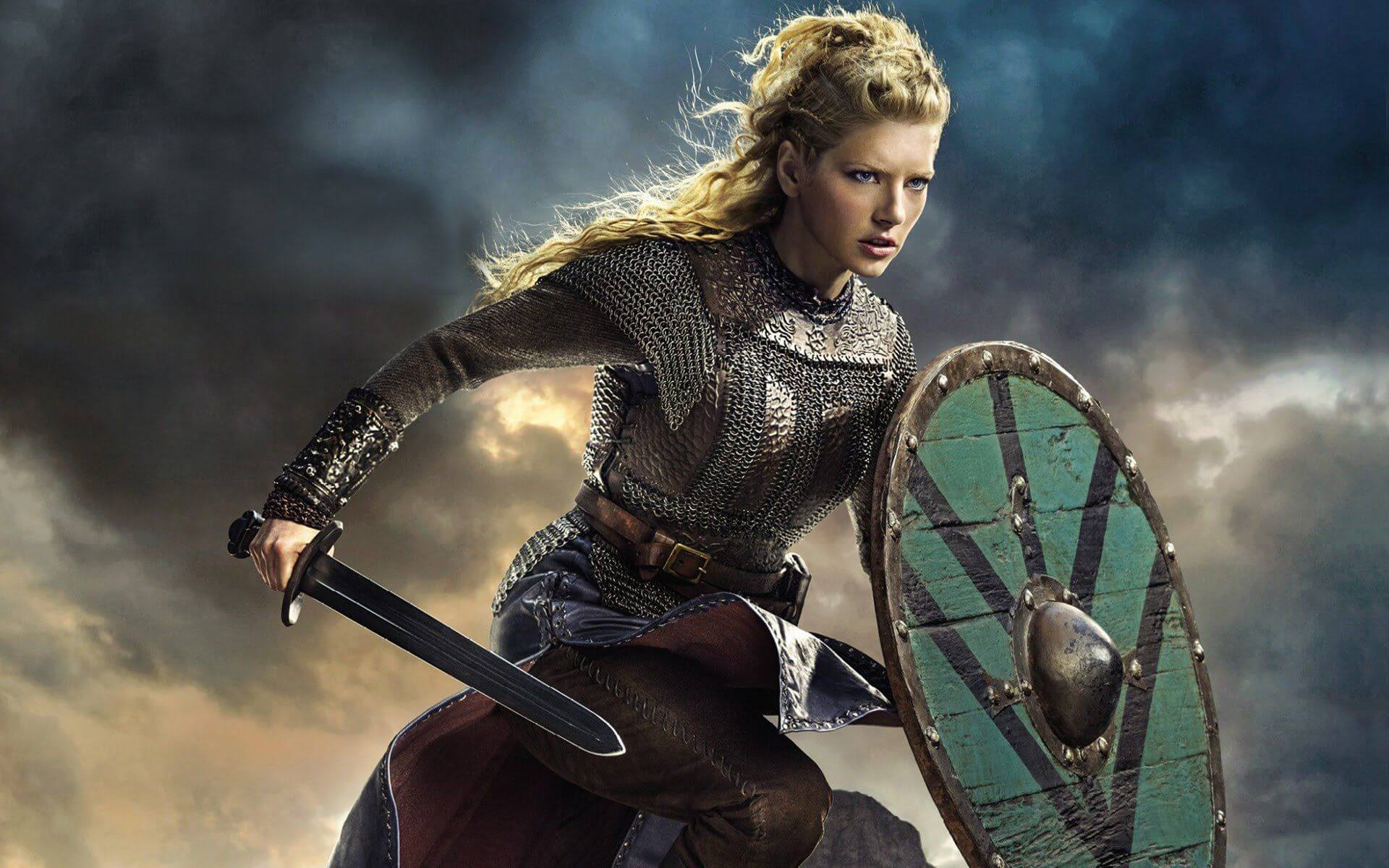 proof of viking warrior women  maybe  but maybe not