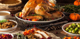 Viewpoint: Why a Thanksgiving dinner using GMO ingredients is safer and healthier than an organic meal