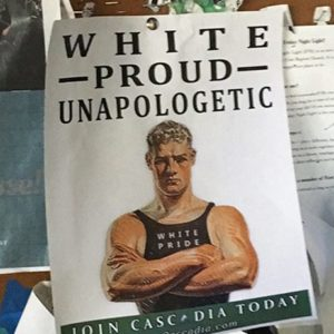 white nationalist flyer e