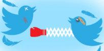 twitter battle a l