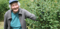 Talking Biotech: 91-year-old geneticist Maxine Thompson aims to expand fruit diversity with new berry breeds