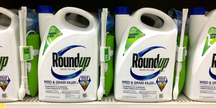 Roundup glyphosate herbicide 4328