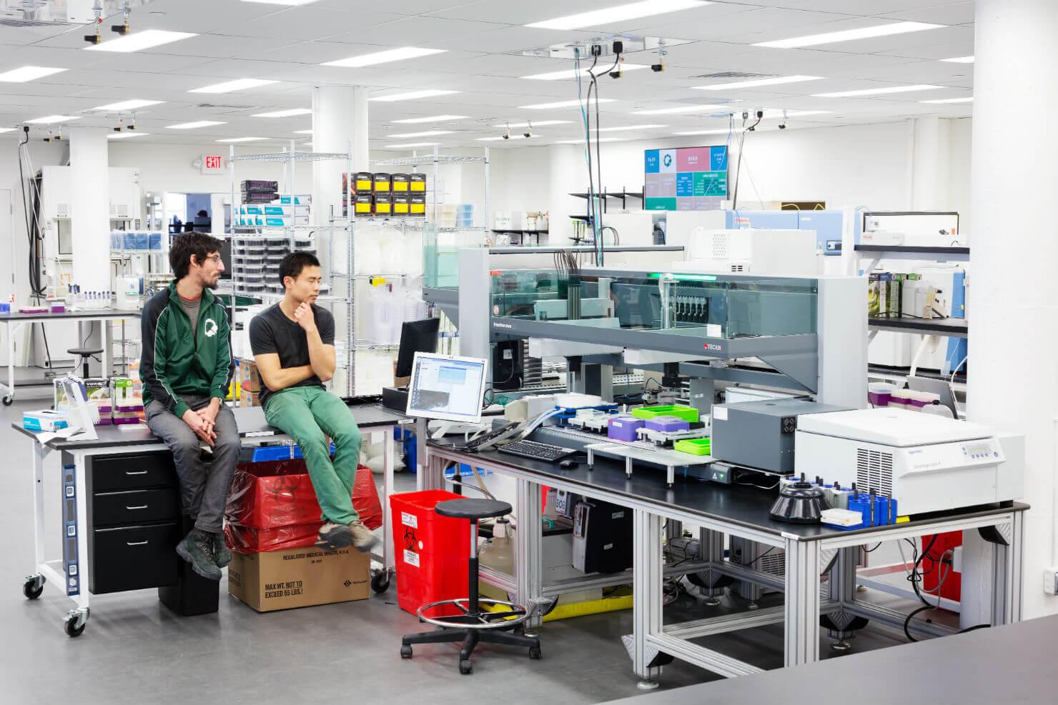 Ginkgo Lab