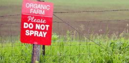 Organic Do Not Spray e