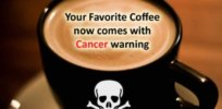 california coffee cancer label starbucks 8324238