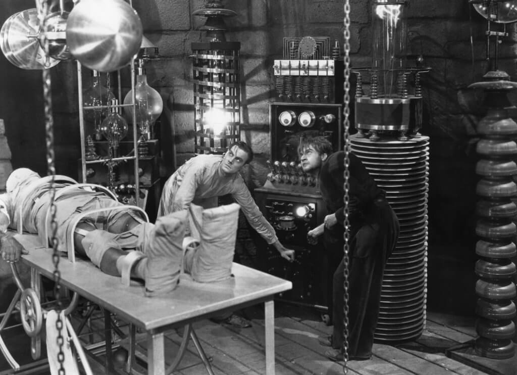 frankensteins lab