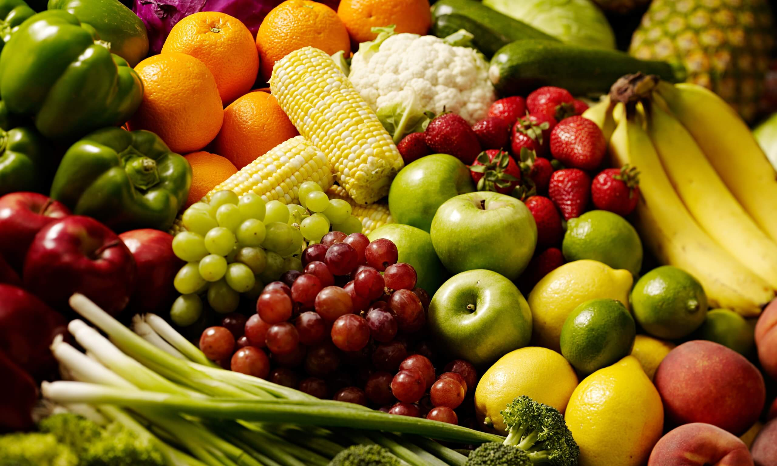 Fruit and vegetables 3 16 18 1