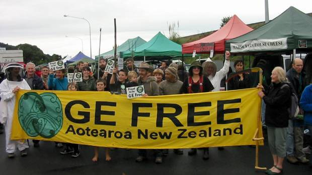 New Zealand GMO 32737