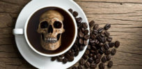 Deadly coffee concept TiSanti Getty Images large