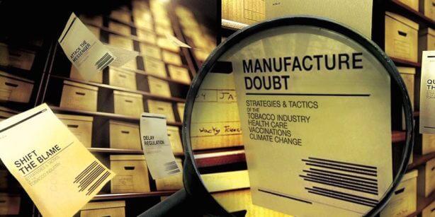 merchants of doubt x x