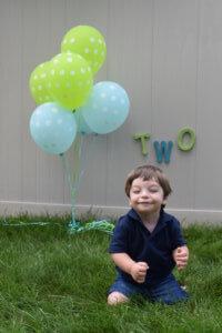 nicholas balloons