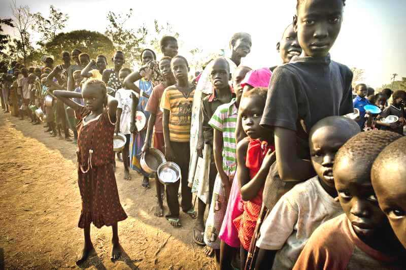 south sudan refugees