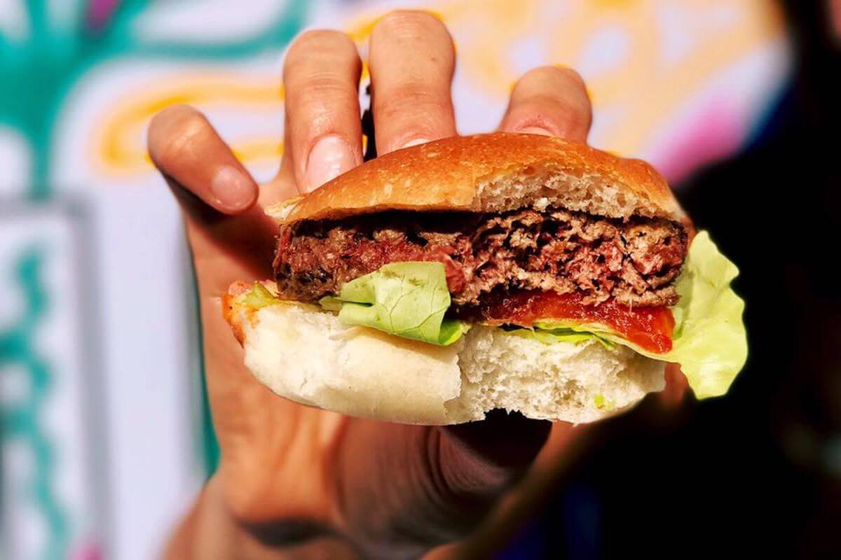 Impossible Burger GMO 327237