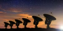 NASA Search for Extraterrestrial Intelligence SETI 32737
