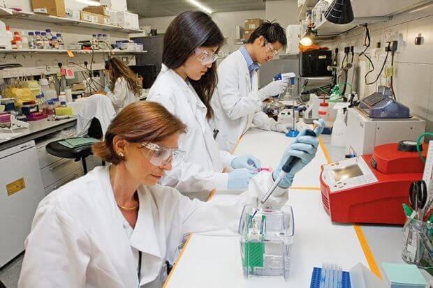 5-21-2018 group-work-in-science-lab