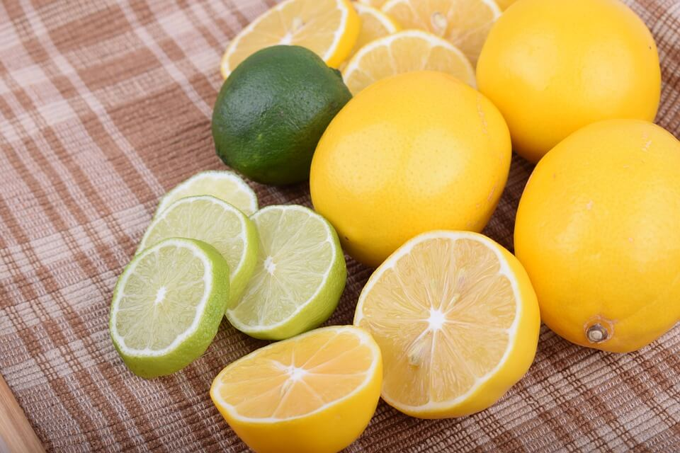 Healthy Lemon Fruit Food Juicy Citrus Juice