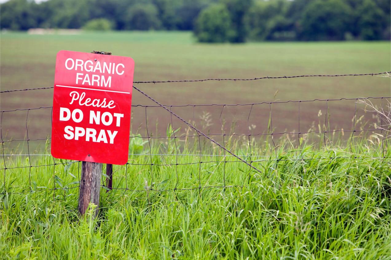 Organic Do Not Spray