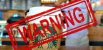 Starbucks coffee cancer california 327237