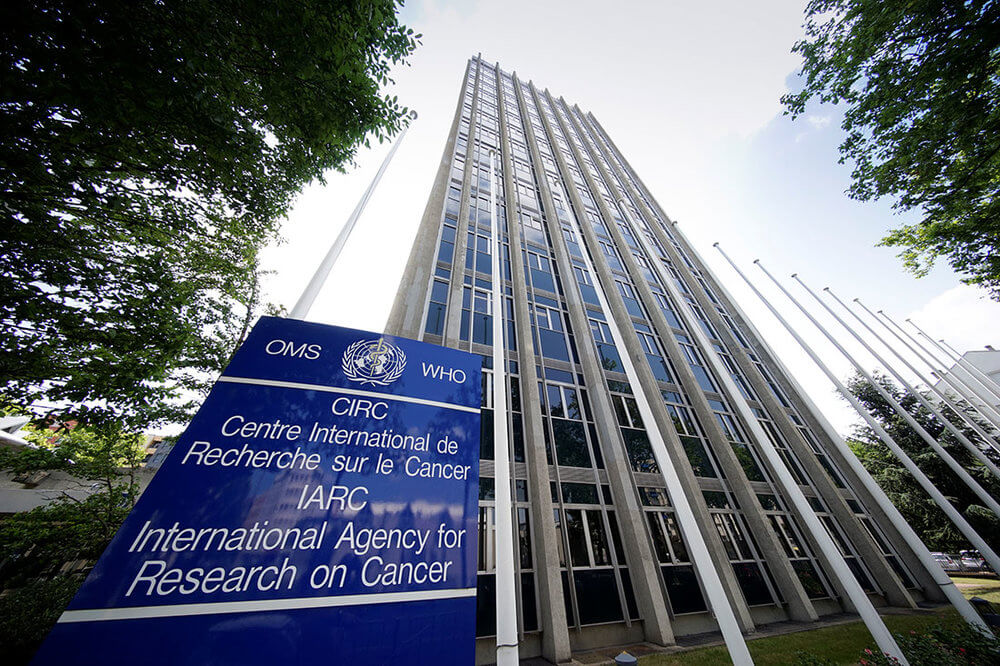 IARC International Agency for Research on Cancer 344327