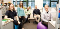 Addgene scientists negotiating work life balance