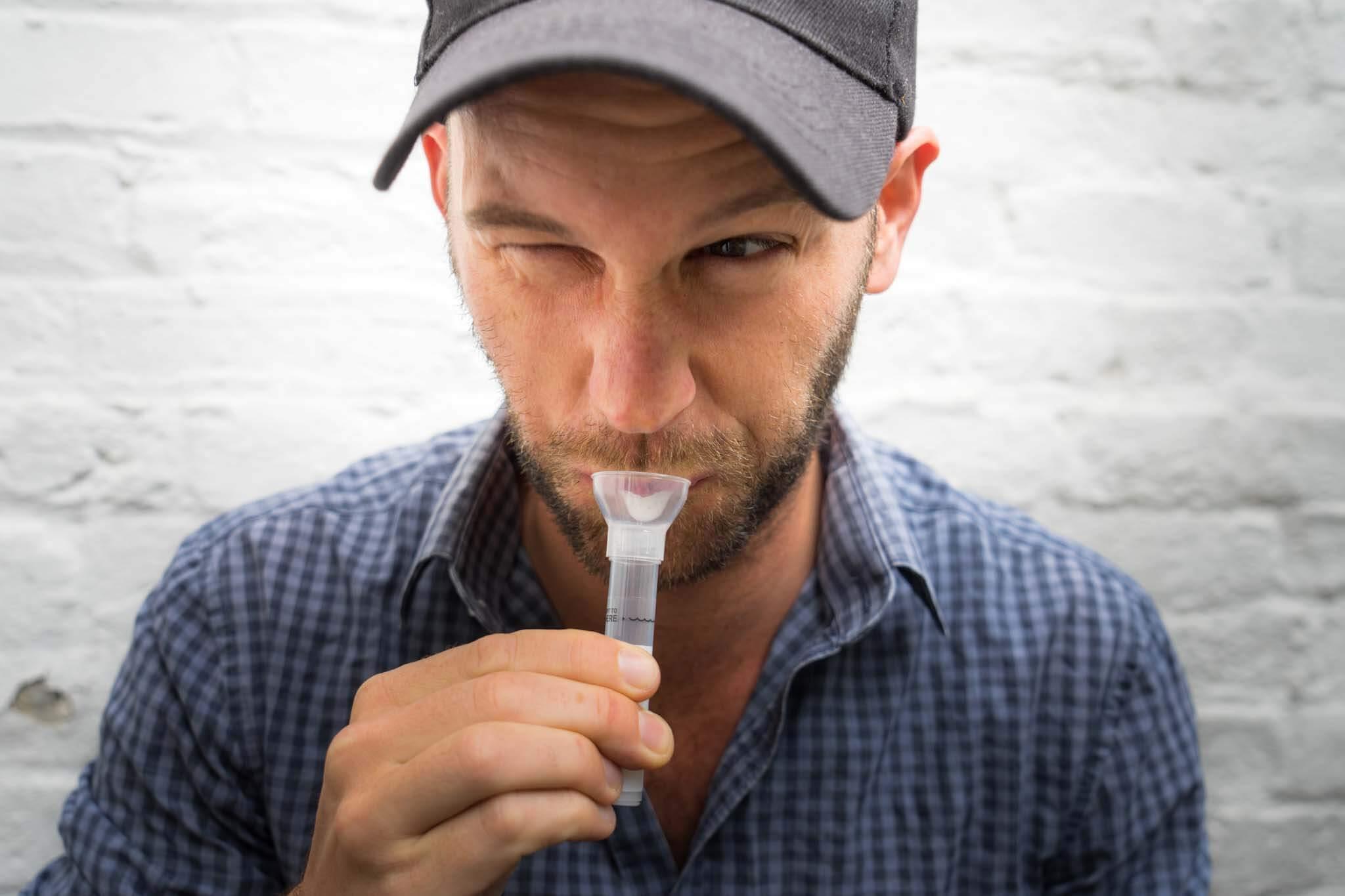 spit test 6 20 18