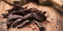 Could beef jerky trigger manic episodes for some people?