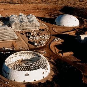 mars biosphere