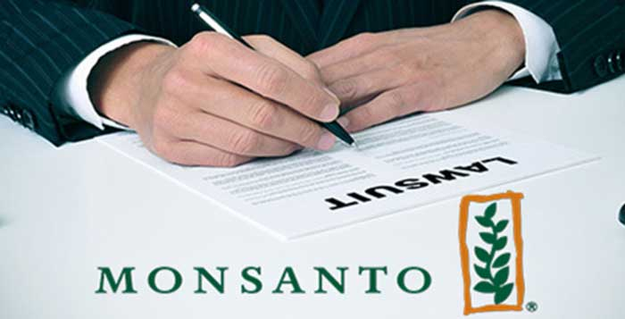 Monsanto in Another Huge Lawsuit for Lying About Roundup Cancer Link