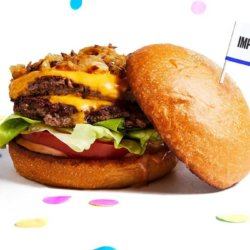 Impossible Foods touts eco-benefits of its GMO plant-based burger to win over skeptical consumers