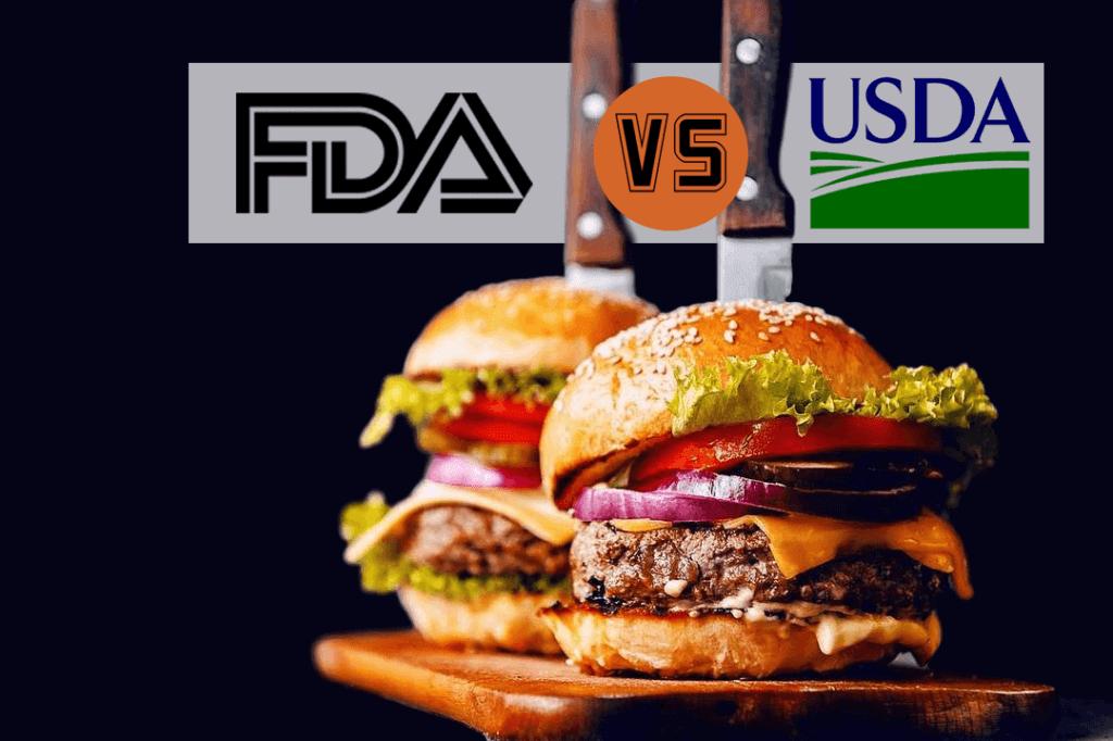 lab meat war usda fda minimized