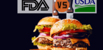 lab meat war usda fda minimized