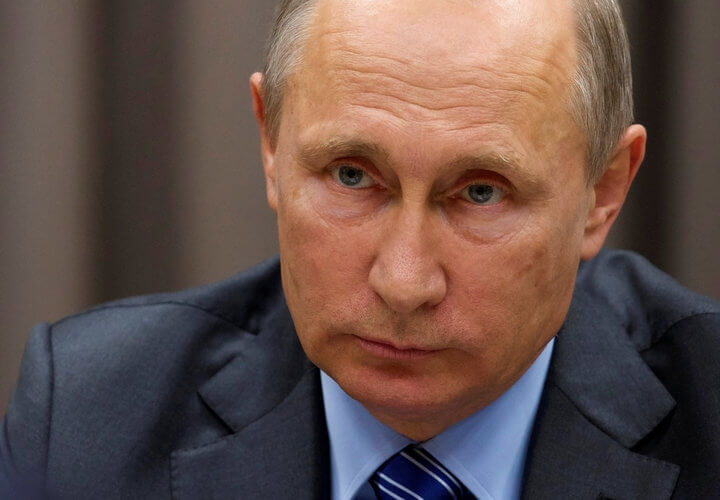 Russian President Putin12388746453