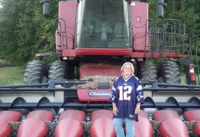 Farmer Dietician x
