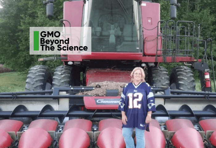 When a Farmer and a Dietitian are the Same Person: Telling Stories to Counter Misinformation about Biotechnology