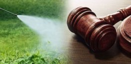 lawsuit court gavel table pesticides