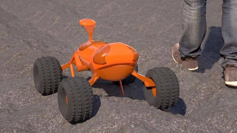 Robot farmers: 'This is the revolution'