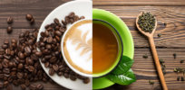 coffee vs tea health benefits singapore