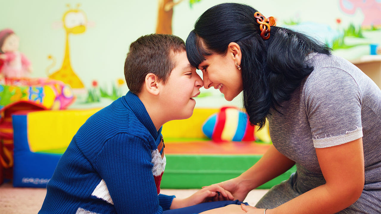 autism spectrum disorder managing behaviour